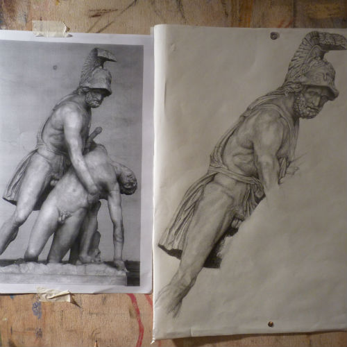 Drawing techniques