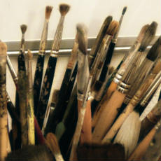 Brushes small