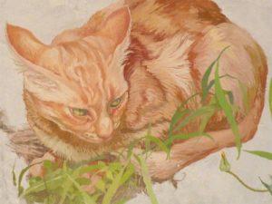 Animal Painting workshop