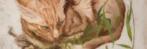 Animal painting fancy