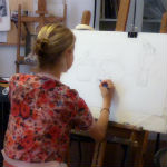 long term drawing and painting