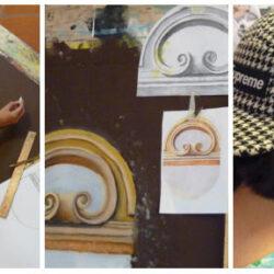 Decoration collage