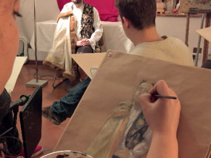 Costumes and drapery workshop