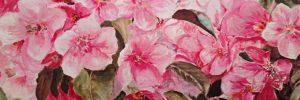 Flower painting fancy