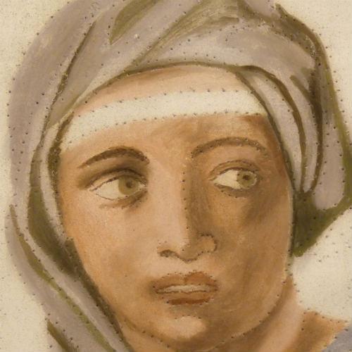 Fresco painting 1