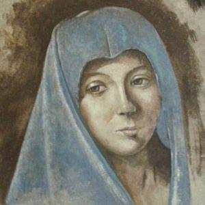Fresko-Malerei