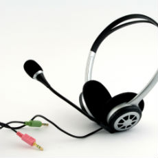 Kopfhörer klein