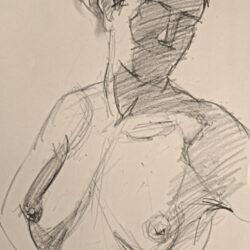 Life drawing 3