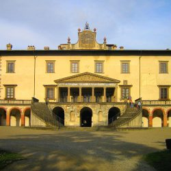 Tuscan villa 1