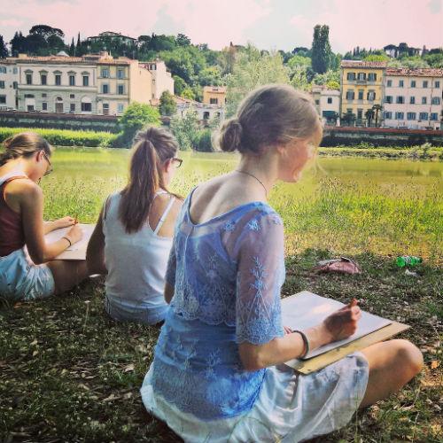 Arte en un día en Florencia