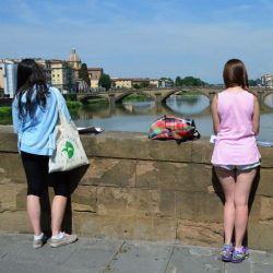 drawing near the Arno