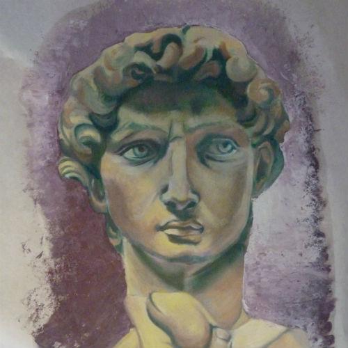 david - student art