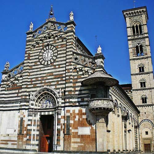 Prato: the Duomo