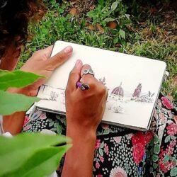 Florence sketch