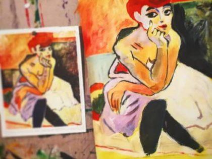 Séminaire de peinture acrylique