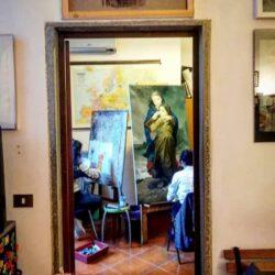 art classroom