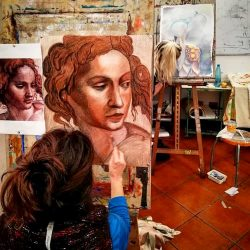 Workshop di arte