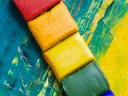 Workshop di pittura astratta