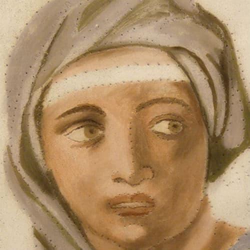 Fresco painting